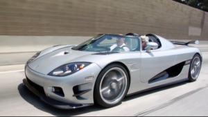 4.8 milionë dollarë. Koenigsegg CCXR Trevita. Makina suedeze, më e shtrenjta në botë.