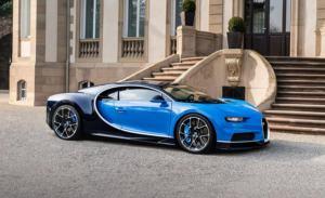 2.5 milionë – Bugatti Chiron