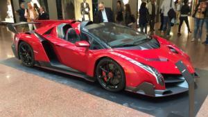 4.5 milionë dollarë – Lamborghini Veneno, e dyta më e shtrenjtë në botë