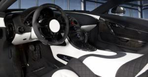Limited Edition Bugatti Veyron nga Mansory Vivere ka 1200 kuaj fuqi, trup me fibra karboni dhe shpejtësi 408.7 km/orë.