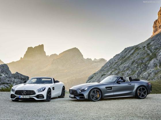 Mercedes- Benz AMG GT C Roadster