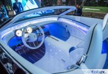 Benz Maybach 6 Cabrio
